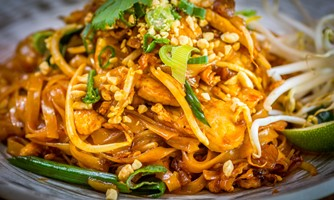 Pad Thai Chicken