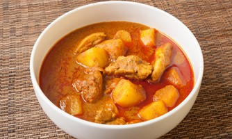 Chicken – Potato Korma