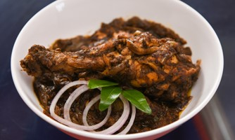 Andhra Pepper Chicken