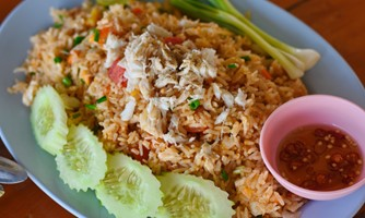 Crab Fried Rice