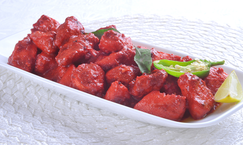 Chicken butter masala recipe | Indian chicken butter ...